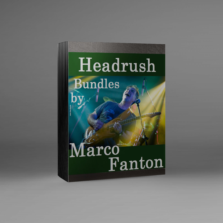 Headrush Preset and Cab Bundles by Marco Fanton – LIVE READY SOUND